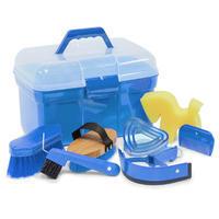 Box na čištění s vybavením Waldhausen modrý