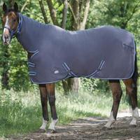 Odpocovací deka EquiTheme Combo s krkem