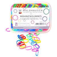 Gumičky do hřívy Waldhausen různobarevné