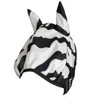 Maska proti mouchám Bucas Buzz-Off Zebra