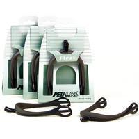 Ostruhy plastové Metalab Flexi černo/šedé