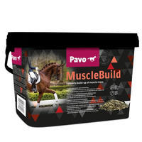 Pavo Muscle Build 3kg