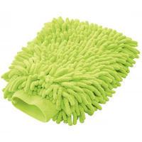 Rukavice na čištění Soft neonově zelená