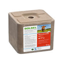 Solný liz Solsel Extra kostka 10kg