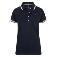 Dámské polo tričko Euro-star Baila S tmavě modré
