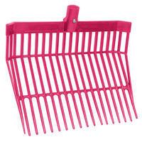 Místovací vidle plastové Waldhausen růžové
