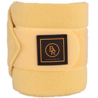 Fleece bandáže BR Event 72 světle žluté