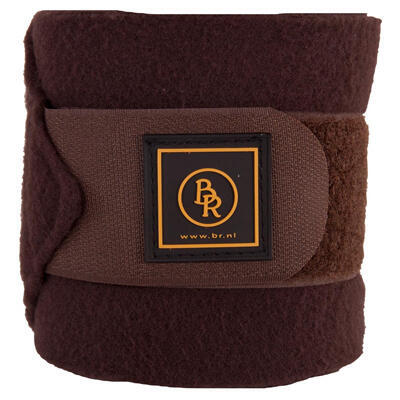 Fleece bandáže BR Event N061 tmavá čokoláda