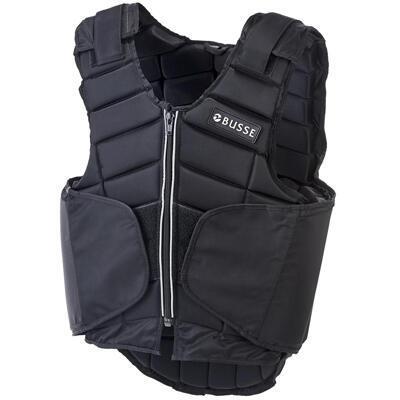Bezpečnostní vesta Busse Burghley dětská XL černá