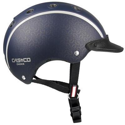 Ochranná helma Casco Choice New Uni (52-56) tmavě modrá