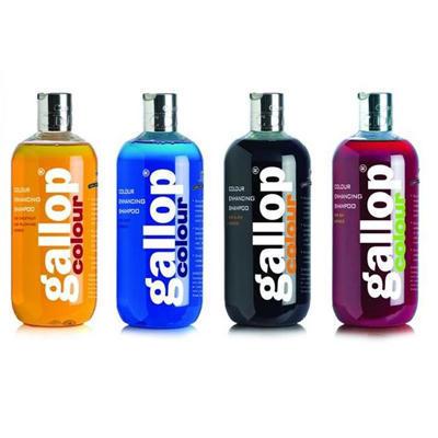 CDM Gallop colour šampon pro šimly