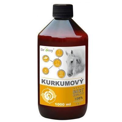 Dromy Kurkumový sirup 1l