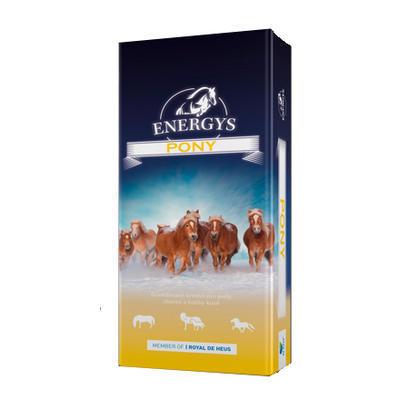 Energys Pony granule 25kg