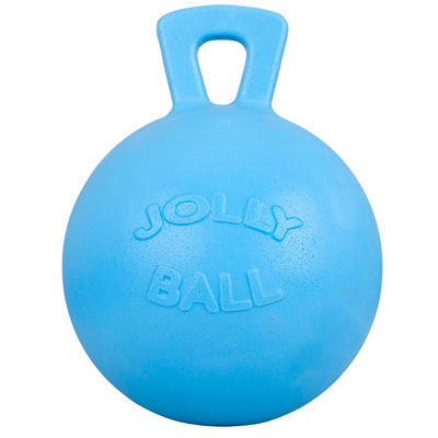 Jolly Ball míč na hraní světle modrý