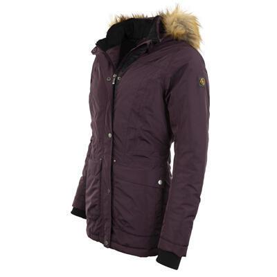 Dámský kabát BR Pagan L švestkový - 1