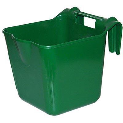 Žlab plastový Hang On 13l zelený