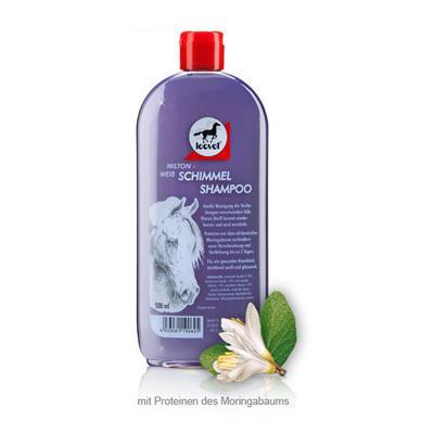 Leovet Milton-Weiss šampon pro bílé koně 500ml