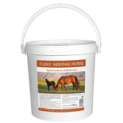 Leros Nervinae Horse čaj 1,2kg