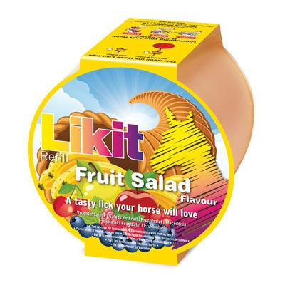Likit náhradní náplň 650g ovocný salát