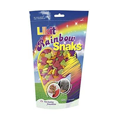 Likit Rainbow snacks pamlsky 500g