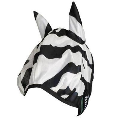 Maska proti mouchám Bucas Buzz-Off Zebra XL