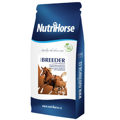 NutriHorse Breeder müsli 15kg