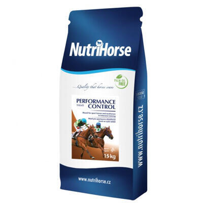 NutriHorse Performance Control müsli 15kg