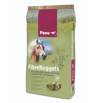 Pavo Fibre Nuggets 20kg