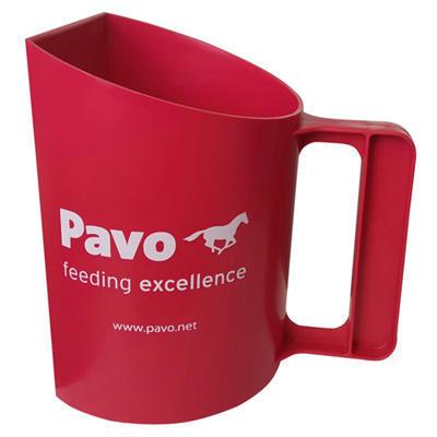 Plastová odměrka Pavo