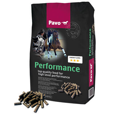 Pavo Performance granule 20kg