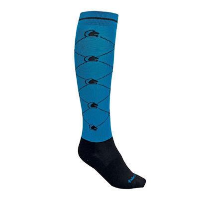 Ponožky FairPlay Logo 36-41 modré