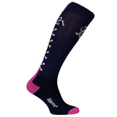 Ponožky FairPlay Tkaničky - 1