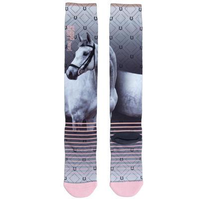 Ponožky STAPP Horse Print 39-42 Šiml