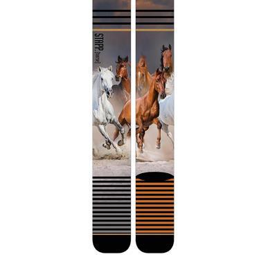 Ponožky STAPP Horse Print 35-38 Stádo koní