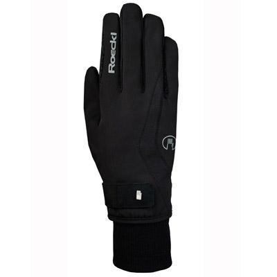 Zimní rukavice Roeckl Wellington GTX 8,5 černé - 1