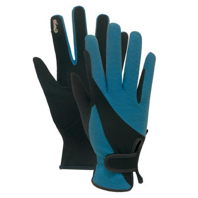 Rukavice ELT Arcadia S černo/modré