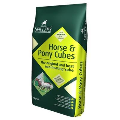 Spillers Horse and Pony cubes granule 20kg
