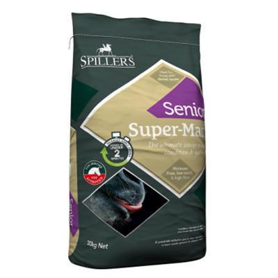 Spillers Senior Super-Mash 20kg - 1