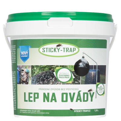Lep na ovády Sticky-Trap 500ml