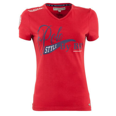 Dámské tričko BR Doce M červené  - 1