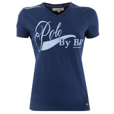 Dámské tričko BR Doce L tmavě modré