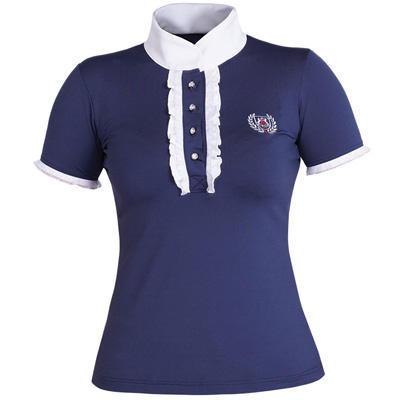 Závodní tričko FairPlay Charlotte L tmavě modré