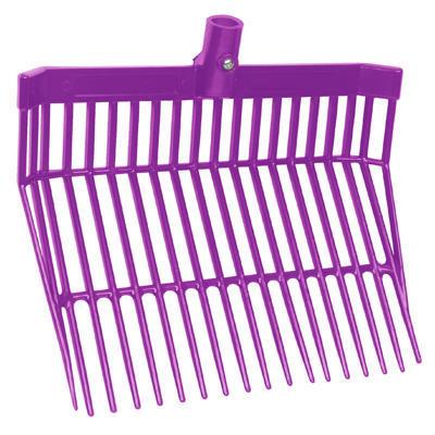 Místovací vidle plastové Waldhausen fialové