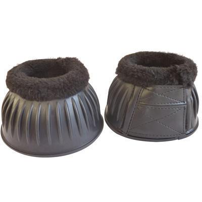 Zvony Norton Soft beránek XL černé