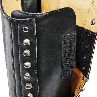 Vysoké jezdecké boty Busse Laval černé - 2
