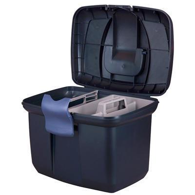 Box na čištění Fiona tmavě modrý  - 2