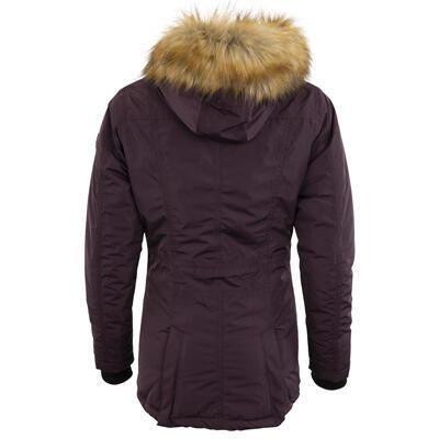 Dámský kabát BR Pagan M švestkový - 2