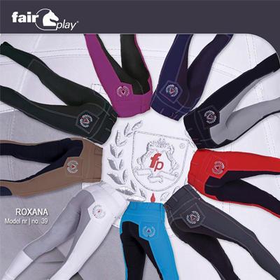 Dámské rajtky FairPlay Roxana - 2