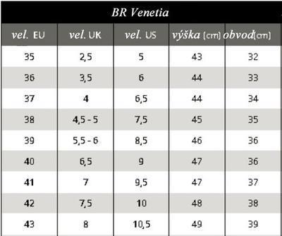 Vysoké jezdecké boty BR Venetia - 2