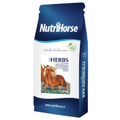 NutriHorse Herbs müsli 12,5kg